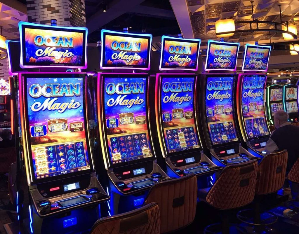 Understanding All About Slots Games Online
