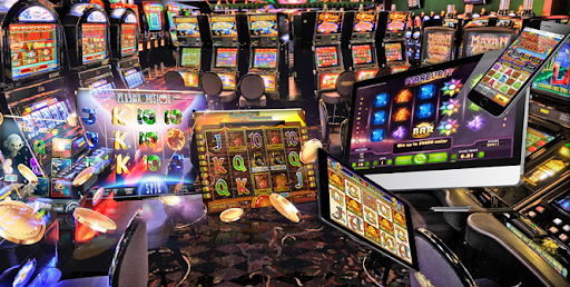 the top slot games
